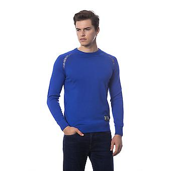 Rich John Richmond Bluepure Sweater -- RI81585392