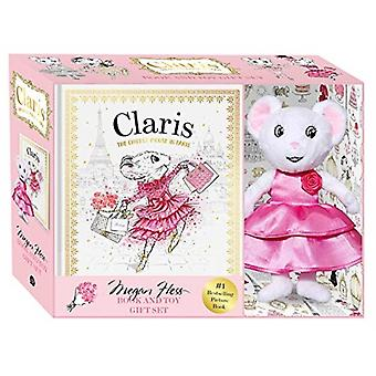 Claris Book  Toy Gift Set by Megan Hess