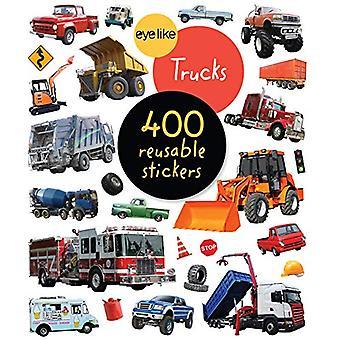 Eyelike Stickers - Trucks by Workman Publishing - 9781523506255 Book