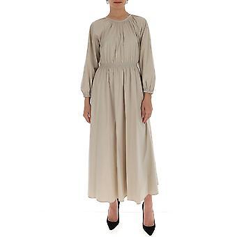 -apos;S Max Mara 92210802600156031 Women-apos;s Beige Cotton Dress