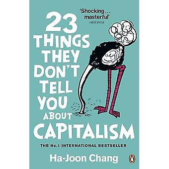23 asioita he eivät kerro Capitalism Ha-Joon Chang - 978