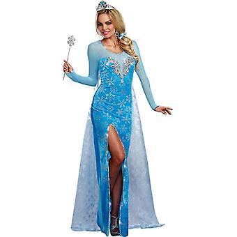 Ice Queen Adult Costume