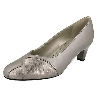 Ladies Padders Court Shoes Joanna