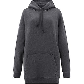 Acne Studios Ai0044black Women's Grey Cotton Sweatshirt