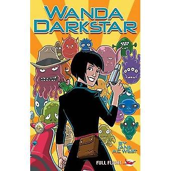 Wanda Darkstar by Jane A. C. West - 9781849264686 Book