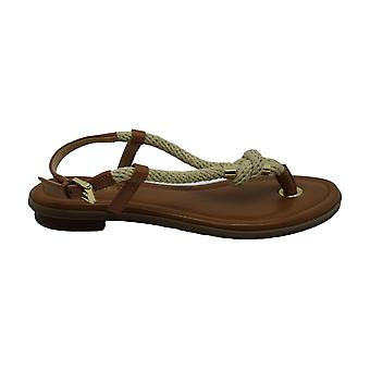 Michael Michael Kors Womens Holly Sandal Split Toe Casual Slingback Sandalen