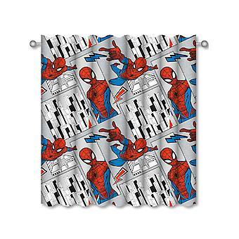 Rideaux de vol Spiderman