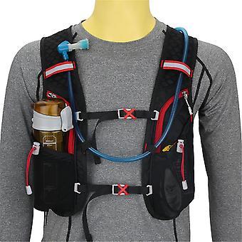 Outdoor-Reise-Feuchtigkeitsrucksack mit Wassertasche für Camping, Marathon, Laufen etc.
