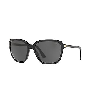 Prada Heritage SPR10V 1AB5S0 Black/Dark Grey Sunglasses