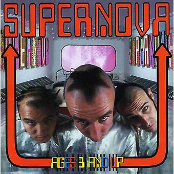 Supernova - Ages 3 & Up [CD] USA import