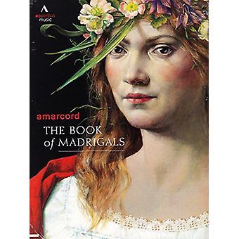 Amarcord/Lattke/Pohlers/Ozimek - Buch von Madrigalen [CD] USA import