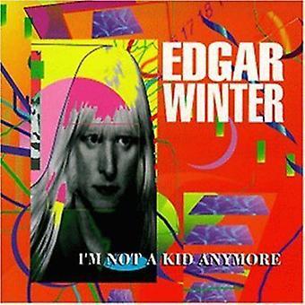 Edgar Winter - jeg er ikke en type lenger [DVD] USA import