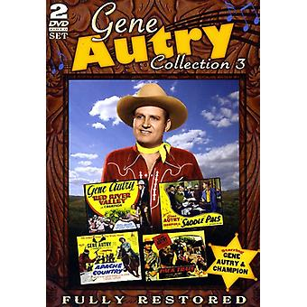 Gene Autry - Gene Autry: Collection 3 [DVD] USA import