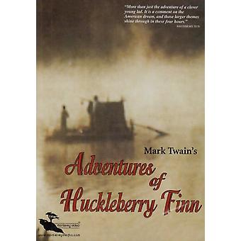 Adventures of Huckleberry Finn [DVD] USA import