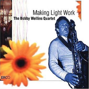 Bobby Wellings Quartet - Making Light Work [CD] USA import