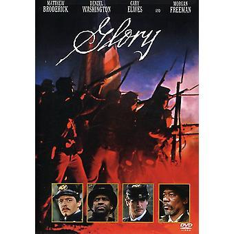 Glory [DVD] USA tuonti