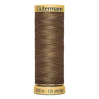 Gutermann 100% natural cotton thread 100m hand- en machinekleurcode - 1335