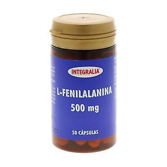 L-Phenylalanine 50 capsules of 500mg