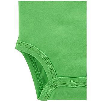 Simple Joys van Carter's Baby Boys' 4-delige Bodysuit, Pant, Bib en Sock Set, ...