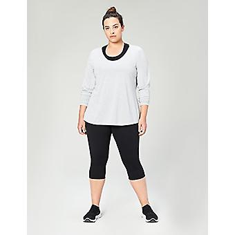 Brand - Core 10 Women's Plus Size 'Lighter Than Air' Performance Long ...