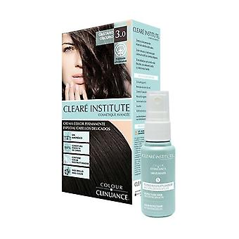 Color Clinuance 3.0 Hair Color Dark Brown Delicate Hair 1 unit