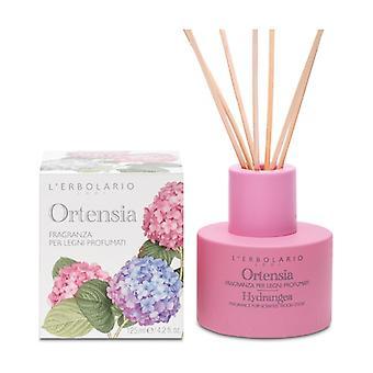 Hydrangea Fragrance for fragrant woods 125 ml