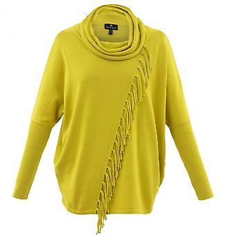 MARBLE Marble Yellow Sweater 5874