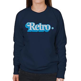 Vintage Retro Women's Sweatshirt