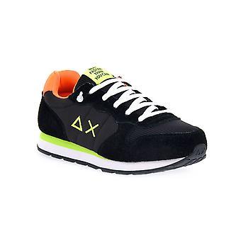 Sun68 07 tom fluo black sneakers fashion