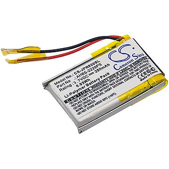 Battery for Jabra AHB5-2229PS Pro 900 920 923 930 935 Logitech BH940 BH940-M