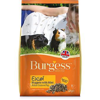 Excel Guinea Pig Original - 4kg