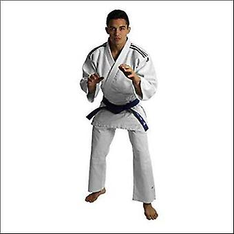 Adidas Club Judo uniform-hvid & sort