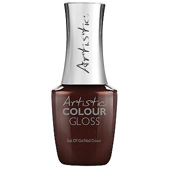 Kunstnerisk farveglans indpakket i Mystery 2019 Gel Polish Collection - Twist Of Fashion (2700237) 15ml