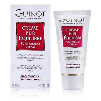 Pure Balance Cream - Päivittäinen öljynhallinta (yhdistelmälle tai rasvaiselle iholle) 50ml tai 1.7oz