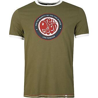 Pretty Green Like Minded Logo T-paita