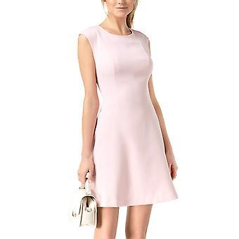 Maison Jules | Baguette Cap Sleeve Fit And Flare Mini Dress