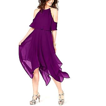 Thalia Sodi | Chain-Neck Off-The-Shoulder Maxi Dress