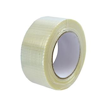 Faithfull Reinforced Crossweave Tape 50mm x 50m 00025050TB6