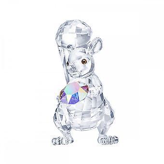 Swarovski Squirrel Crystal Sculpture 5464879