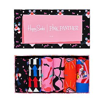 Happy Socks Pink Panther Collector Box Set - Multi