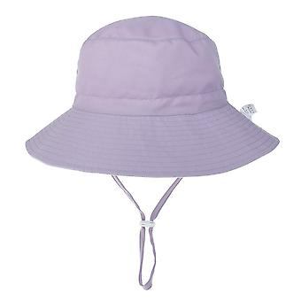 Summer Baby Sun Hat Children Outdoor Neck Ear Cover Anti Uv Protection Beach Caps Boy Girl Swimming