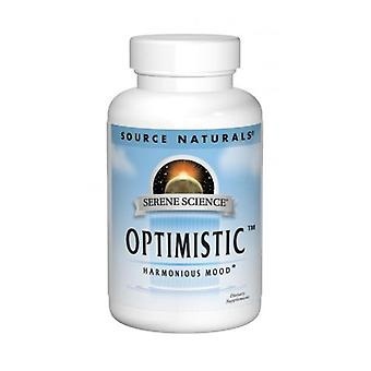 Source Naturals Serene Science Optimistic, 30 Tabs