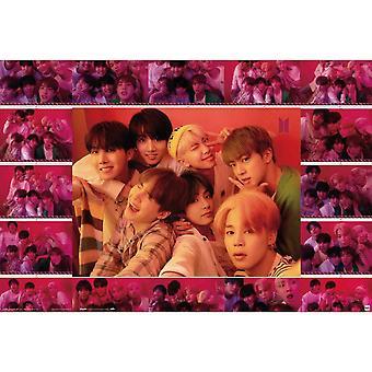 BTS Selfie Poster
