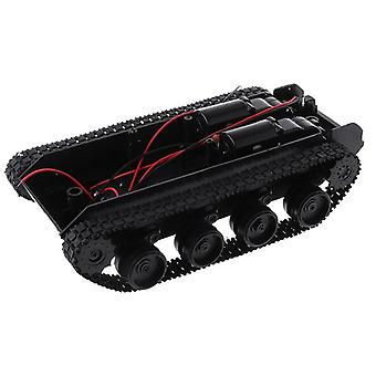 Damping Balance Tank Robot Chassis Platform Control For Arduino