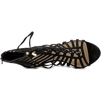Material Girl naisten Raquel avoin kärki erikoinen Strappy sandaalit