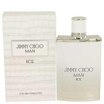 جيمي تشو الجليد من قبل جيمي تشو أو دي Toilette رذاذ 3.4 أوقية (رجال) V728-536765