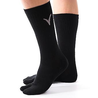 Urheilullinen Flip-flop Tabi Iso Varvas sukat