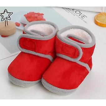 أحذية الطفل، الرضع الكاحل prewalkers سرير أحذية الشتاء Nonslip الرمال الدافئة