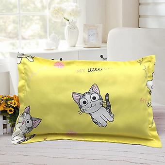 Cotton Baby Pillowcase, Kids, Animal Infant, Newborns, And