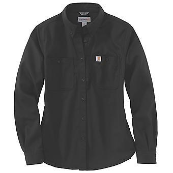 Carhartt Women's Long Sleeve Shirt Rugged Professional